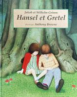 Hansel et gretel Anthony Browne ヘンゼルとグレーテル アンソニー・ブラウン