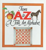 From A to Z A Folk Art Alphabet