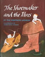 The Shoemaker  and the Elves こびととくつや エイドリアン・アダムス