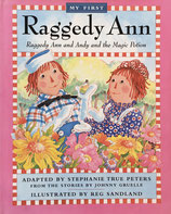 Raggedy Ann And Andy And The Magic Potion