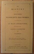 16人のすてきなおばあさんの物語  復刻マザーグースの世界 The Opie Collection PartⅡ