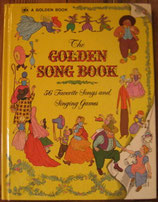 The Golden Song Book 56 favorite songs and singing games ゴールデン・ソングブック