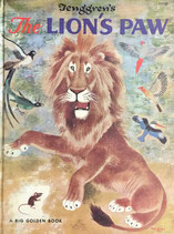 The LION'S PAW A Tale of African Animals A BIG GOLDEN BOOK Gustaf Tenggren