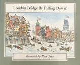 London Bridge is Falling Down! ロンドン橋がおちまする! ピーター・スピア ペーパーバック版