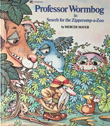 Professor Wormbog in Search for the Zipperump-a-Zoo Mercer Mayer A  GOLDEN BOOK