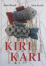 KIRI KARI Anu Raud Anu Kotli エストニア ニットの人形たち