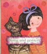 Bärtig und gestreift ひげとしましま Lauretta Rix ローレッタ・リックス