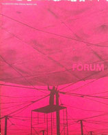 THE ARCHITECTURAL FORUM magazine 1970