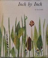 Inch by Inch   Leo Lionni   UK版  ひとあしひとあし レオ・レオーニ