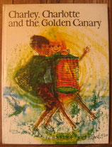 Charley,Charlotte and the Golden Canary しあわせどおりのカナリヤ ブライアン・ワイルドスミス Brian Wildsmith