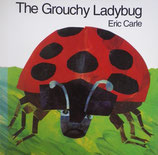 The Grouchy Ladybug   Eric Carle  エリック・カール