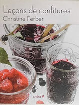 lecons de confitures   ジャムのレッスン Christine Ferber