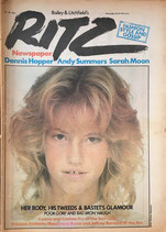 Bailey and Litchfield's RITZ Newspaper No.70 1982