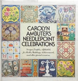 Carolyn Ambuter's Needlepoint Celebrations  キャロリン・アンビューターのお祝いの刺繍