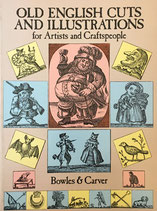 Old English Cuts and Illustrations  for Artists and Craftspeople Dover