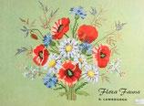 Flora Fauna    スウェーデンのクロスステッチ 草花と動物