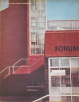 THE ARCHITECTURAL FORUM magazine 1968