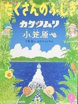カタツムリ小笠原へ たくさんのふしぎ366号