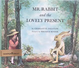 Mr.Rabbit and the Lovely Present  by Charlotte Zolotow pictures by Maurice Sendak  うさぎさんてつだってほしいの モーリス・センダック