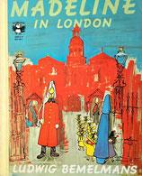 Madeline in London ロンドンのマドレーヌ