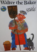 Walter the Baker    Eric Carle   エリック・カール