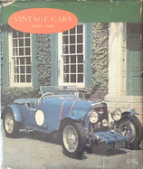 VINTAGE CARS in Colour photographs James Barron 真鍋博署名入りカード付