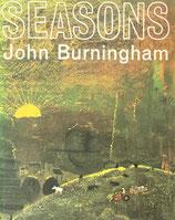 SEASONS   John Burningham   ジョン・バーニンガム はるなつあきふゆ