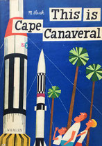 This is Cape Canaveral M.Sasek ミロスラフ・サセック W.H ALLEN 版