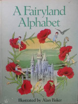 A Fairyland Alphabet  妖精のアルファベット  アラン・ベイカー