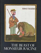 The Beast of Monsieur Racine  First Edition Farrar, Straus and Giroux 版 ラシーヌおじさんとふしぎな動物 トミー・ウンゲラー