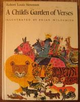 A Child's Garden of Verses  ブライアン・ワイルドスミス Brian Wildsmith<sold out>
