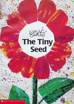 The Tiny Seed エリック・カール ちいさいタネ