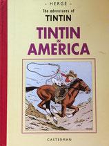 TINTIN IN AMERICA The adventures of  Tintin エルジェ