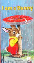 I am a Bunny   RICHARD SCARRY  リチャード・スキャリー   A GOLDEN BOOK