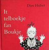 It telboekje fan Boukje 数を数える絵本 Diet Huber