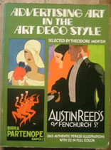 Advertising Art in the Art Deco Style    Dover