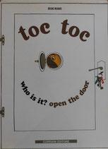toc toc who is it? open the door ブルーノ・ムナーリ トックトック