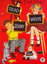 First Steps READ WRITE COUNT and COLOR  MERRILL 2512