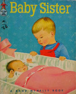 Baby Sister     A Rand McNally Elf Book