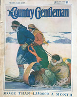 The Country Gentleman FEBRUARY 1927