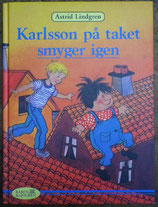 Karlsson på taket smyger igen やねの上のカールソンだいかつやく  アストリッド・リンドグレーン
