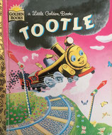 TOOTLE a little golden book