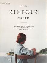 The KINFOLK TABLE recipe for small gatherings 小さな集いのためのレシピ集 日本語版