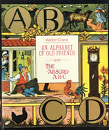 An Alphabet of Old Friends And the Absurd ABC ウォルター・クレイン