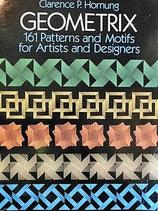 Geometrix  Clarence P. Hornung  ジオメトリックス  Dover