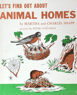 Let's Find Out About Animal Homes ソノシート付