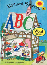Richard Scarry's Word Book  リチャード・スキャリー