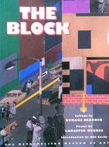 THE BLOCK Romare Bearden ロメール・ベアデン