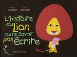 L'histoire du lion qui ne savait pas écrire ライオンのおはなし