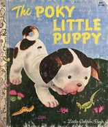 The poky Little Puppy  a Little Golden Book